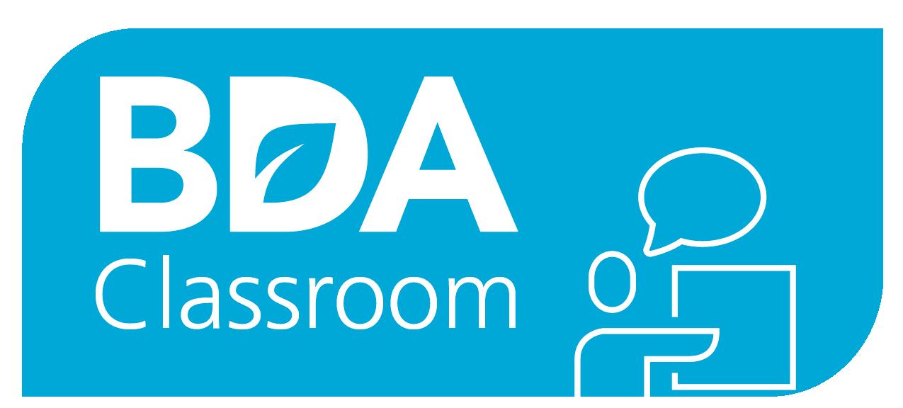 BDA classroom logo